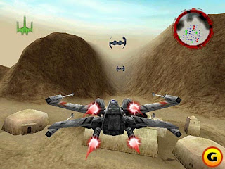 Star Wars Rogue Squadron free pc game