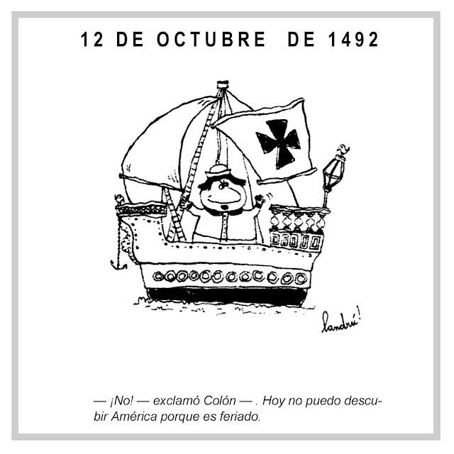 Poesía por temas: 12 DE OCTUBRE DÍA DEL RESPETO A LA