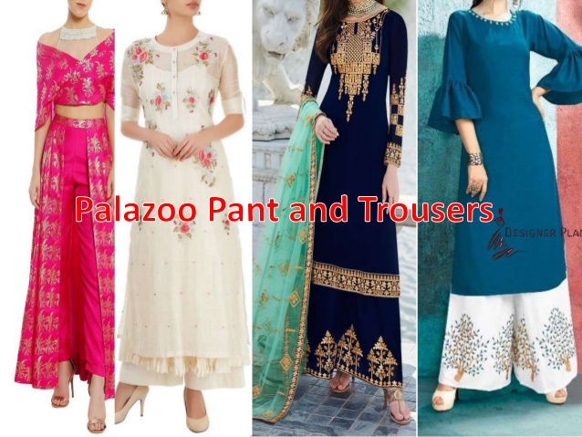 Palazoo Pant and Trousers Designerplanet