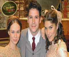capítulo 74 - telenovela - chocolate con pimienta  - canal 13