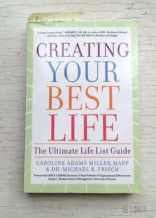 Favorite Self Help Books for Living Your Best Life - Creating Your Best Life