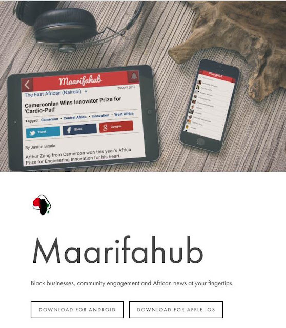 Maarifa Circle App for Android and Apple devices