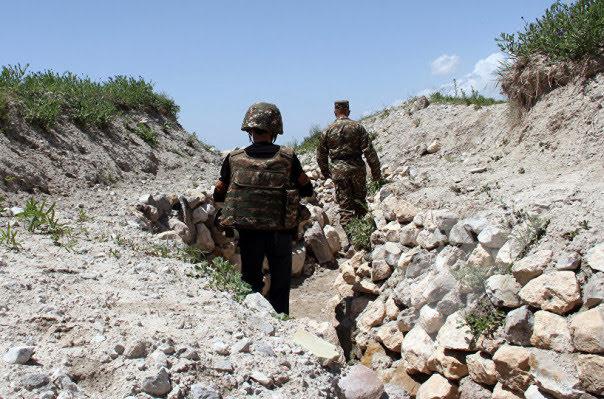 Armenia responde provocaciones de Azerbaiyan desde Najichevan