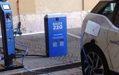 Mobilità elettrica: la campagna crowdfunding di Route220