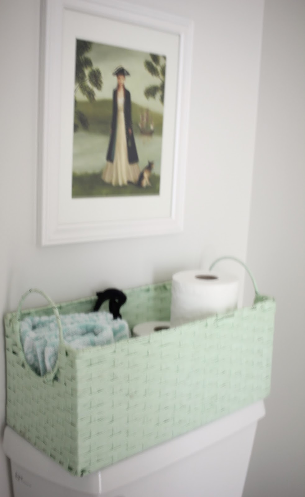The cottage nest emma 39 s bathroom renovation for 6x7 bathroom