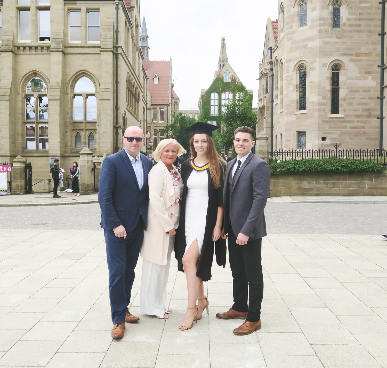 university of manchester graduation
