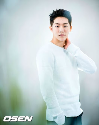 Foto Nam Joo-Hyuk pemeran Lee Joon-Ha1
