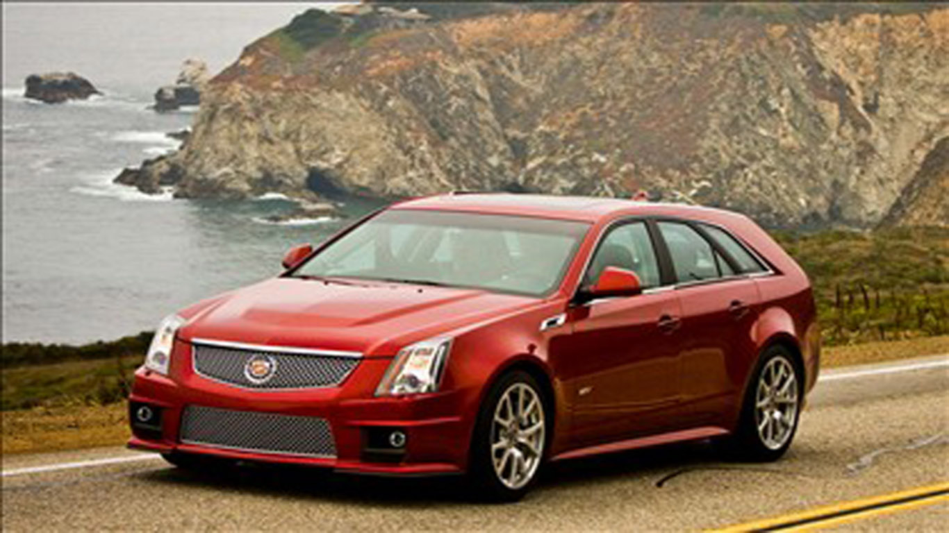 cadillac cts sport wagon 2012 technical images and list of rivals dream fantasy cars. Black Bedroom Furniture Sets. Home Design Ideas