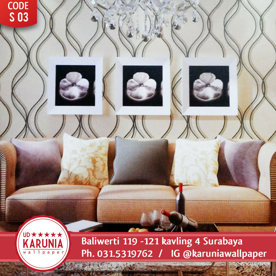 wallpaper classic murah surabaya