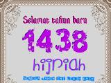 Selamat Tahun Baru 1438 Hijriah