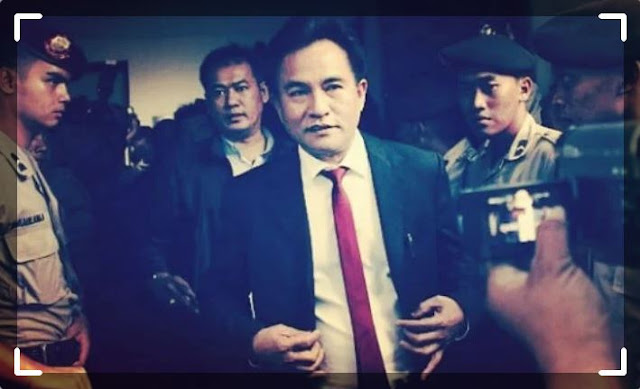 Kenapa Yusril Mendadak Dukung Jokowi?