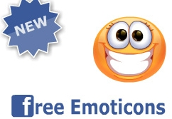 Free Facebook Chat: Smileys and Symbols