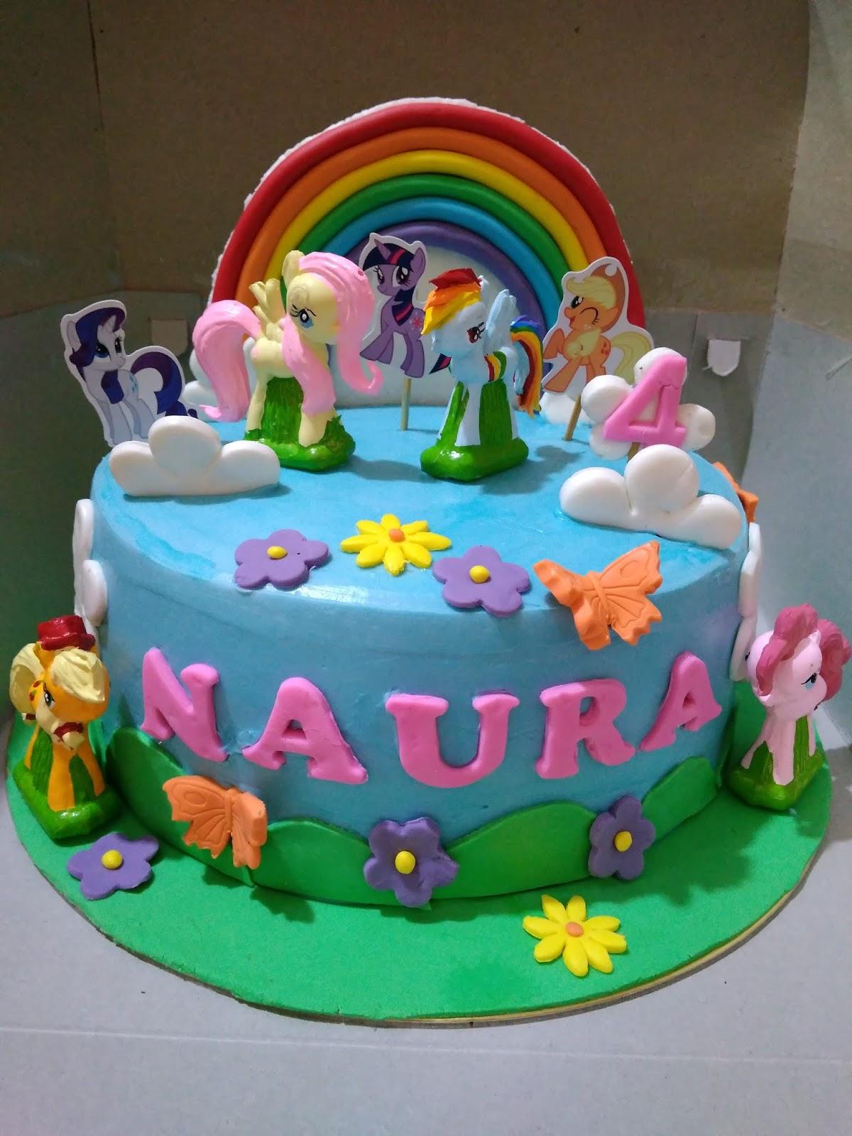 Kue Ultah Kuda Poni : ultah, Ulang, Tahun, Gambar, Berbagai