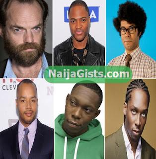 hollywood actors nigerians
