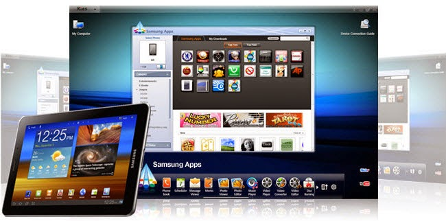 Quick guide to transfer media files from Windows computer to Samsung Galaxy Tab 10.1   Seber Tech