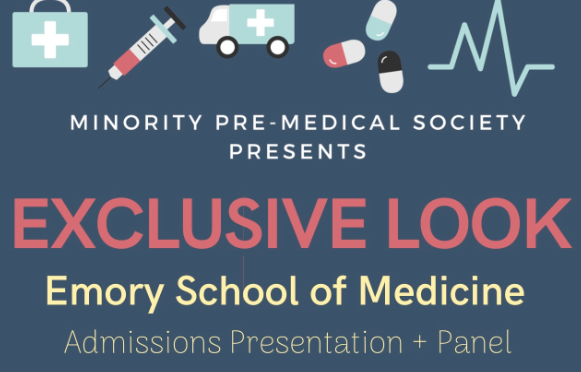 Emory Pre-Health Advising Blog: Minority Pre-Med Society