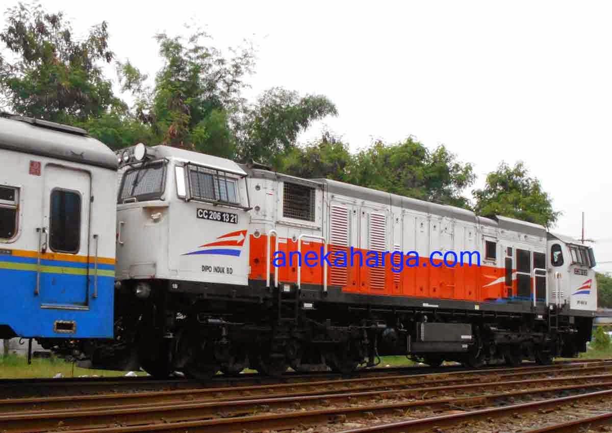 Info Harga Tiket Kereta Api Tawang Alun Maret
