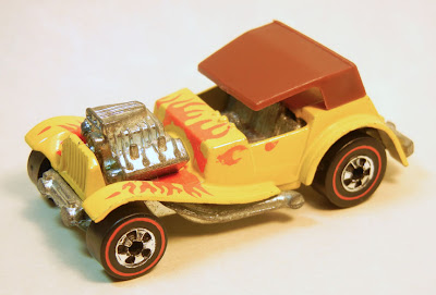 Zombie Logic: Poetry, Politics, Webcomics, Movies, Sports, Art, and Zombies: 1974 Sir Rodney Roadster Hot Wheel