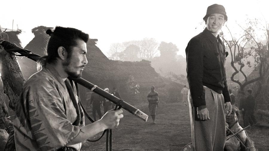 Enter the Movies: Director's Spotlight: Akira Kurosawa
