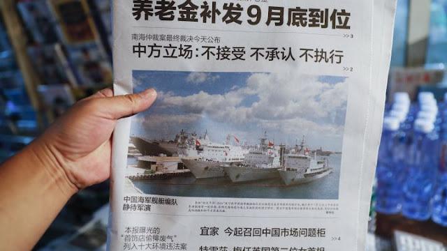 Agresi Cina di Laut Cina Selatan Menguat, TNI Sibuk Urus Hantu Komunis