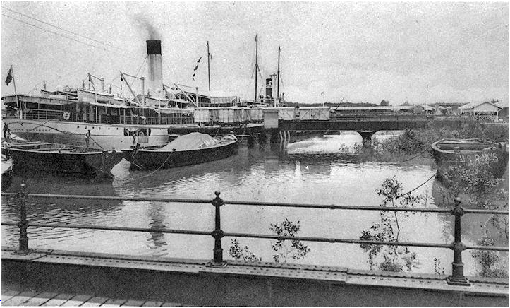 Sejarah Quarantine Camps di Port Swettenham (Port Klang)