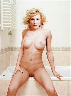 617760195 Cate 6 Fini 123 375lo Cate Blanchett Nude Possing her Boobs & Pussy Fake