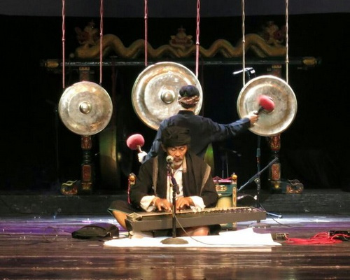 Travel.Tinuku.com Yogyakarta Gamelan Festival brings traditional heritage and contemporary into cross-cultural musical works