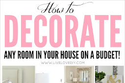 Home Decorating Blogs On A Budget
