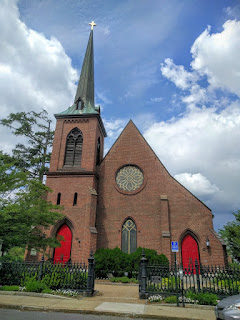 St. Paul's Episcopal, Concord
