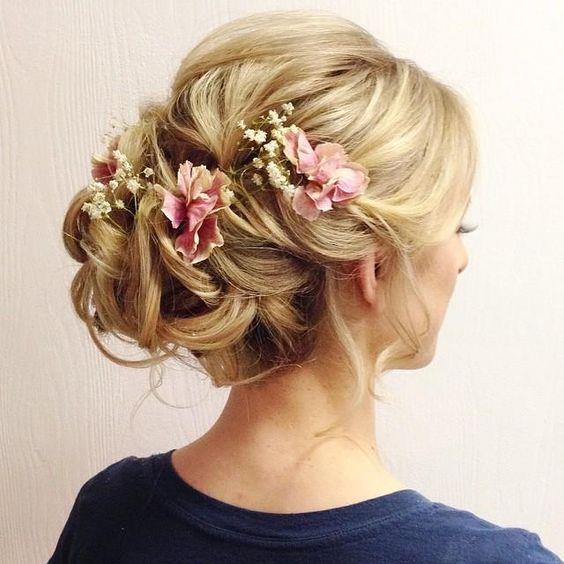 simple aqu las mejores imgenes de elegantes peinados con moos para fiestas como fuente de inspiracin - Peinados Con Moos