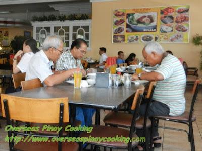 Batangas Bulalo at Rose and Grace Restaurant