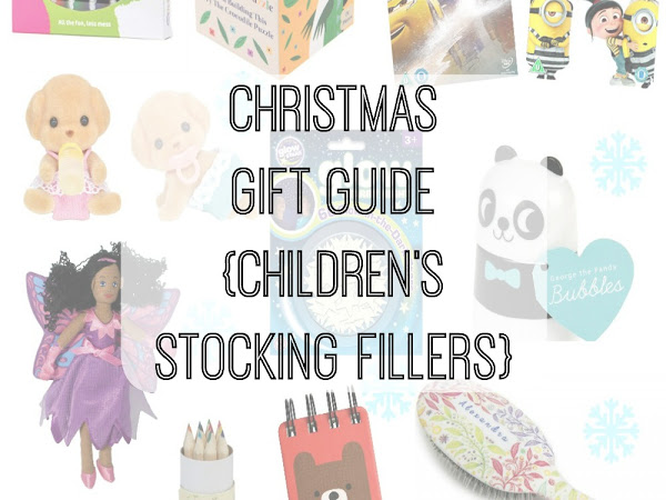 Christmas Gift Guide - Children's Stocking Fillers