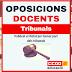 Publicació del llistat de persones voluntàries pels tribunals d'oposicions docents