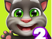 My Talking Tom 2 Mod Apk v1.0.2001.25 Unlimited Money for Android