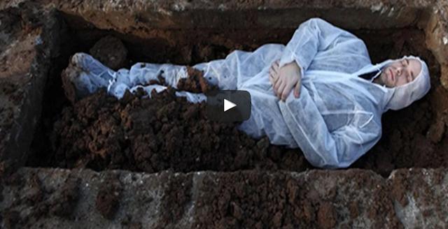 علماء حاولوا إثبات عذاب القبر وحياة ثانية للإنسان .. فكانت المفاجأة سبحان الله  شاهدوا الفيديو ..