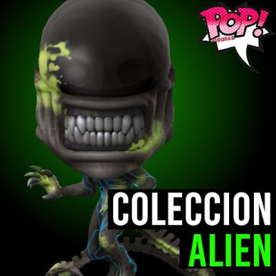 Lista de figuras funko pop de Funko POP alien