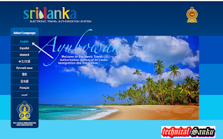 how to apply sri lanka visa for indians