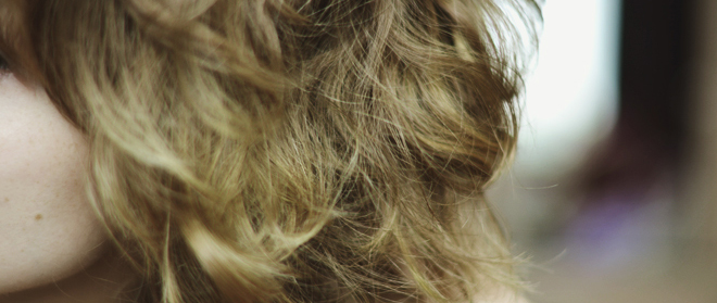 Moja pielęgnacja włosów