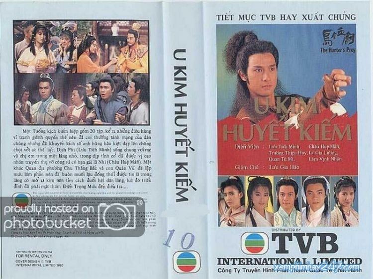 http://xemphimhay247.com - Xem phim hay 247 - U Kim Huyết Kiếm (1990) - The Hunter's Prey (1990)