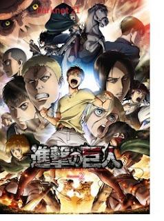 Shingeki no kyojin season 2 sub indo
