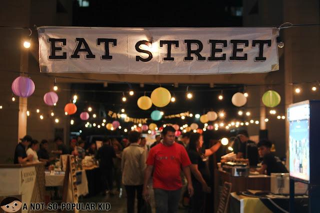 Food Exploration in Valero Eat Street III - Holidaze