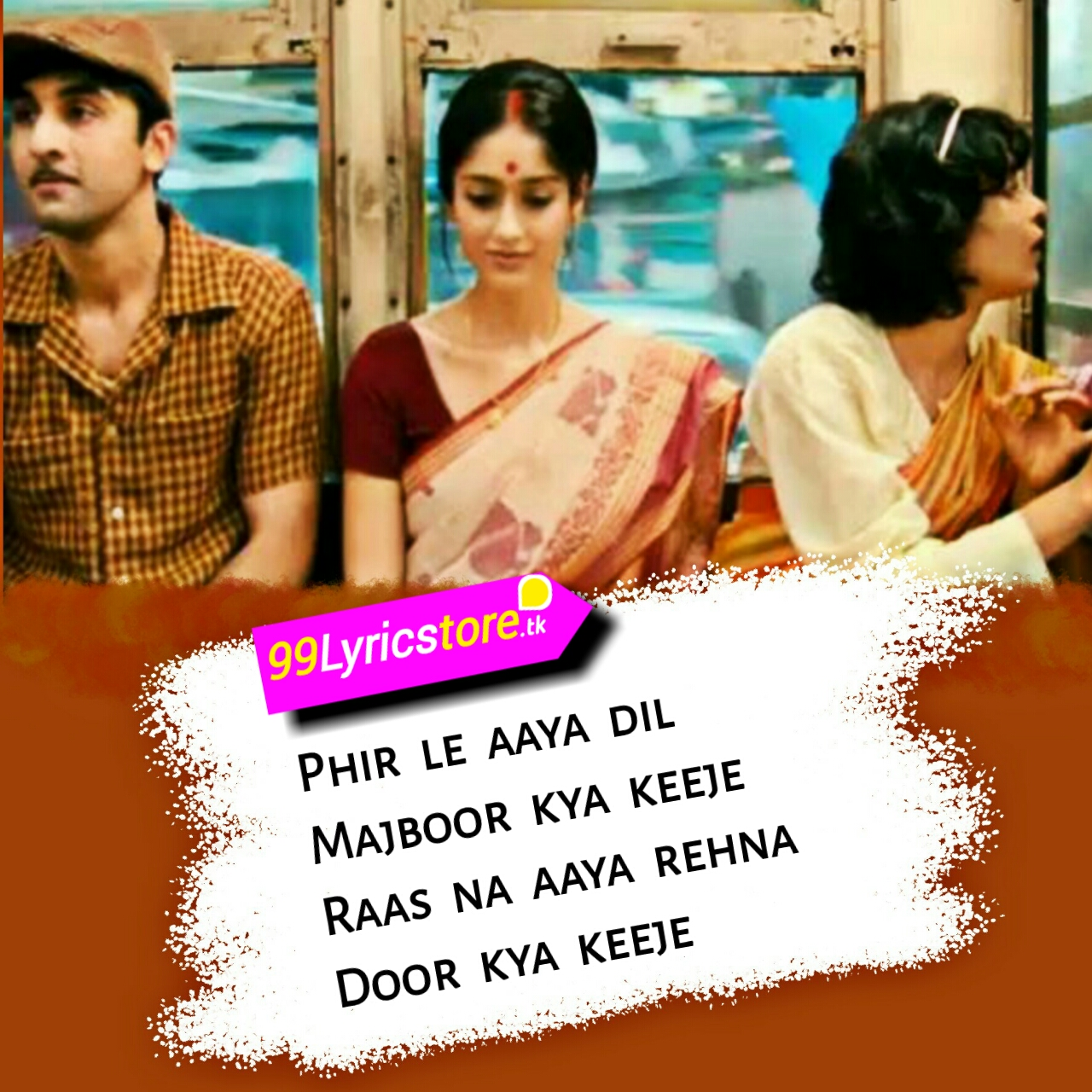 Ranbir Kapoor Song Lyrics, Love Quotes in Hindi, Arijit Singh Song Lyrics, Best Song Lyrics of Arijit Singh, Love, breakup qoutes in Hindi, Hindi Song Lyrics