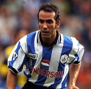 Paolo Di Canio joined Sheffield Wednesday in the wave of  Italians that followed Silenzi to the Premier League
