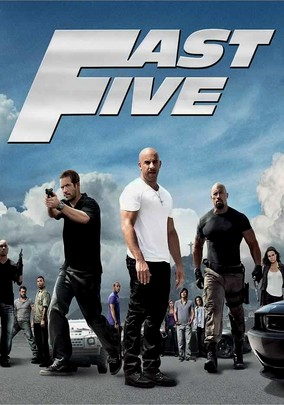 Fast and Furious Movie Series: fast five