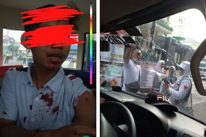 Kondisi Dua Pendukung Prabowo-Sandi yang Dianiaya dan Dipaksa Ngacung 1 Jari Mulai Membaik