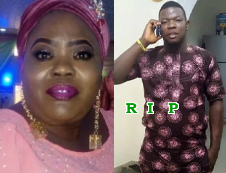 nollywood actress loses only child after death husband