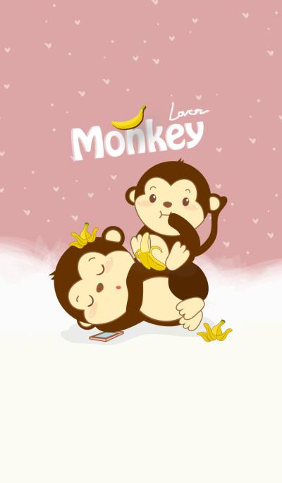 Monkey (Pink ver.)