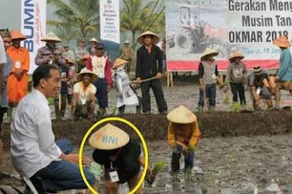 Said Didu Bongkar BNI Yang Membiayai Kunjungan Jokowi ke Desa, FH: Itu Korupsi