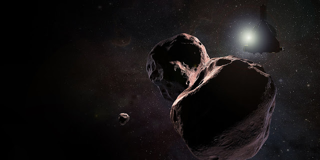 A prehistoric puzzle in the Kuiper Belt