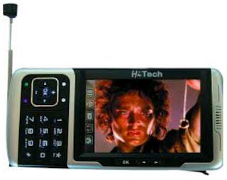 handphone TV di tahun 2009